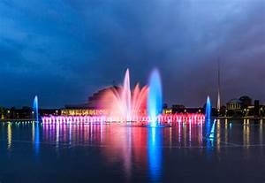 The, Musical, Wroc, U0142aw, Fountain, U2013, Poland, U2013, World, For, Travel