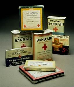 BAND-AID® Brand Adhesive Bandages Tins!