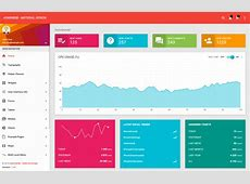 10 Best Free Bootstrap Admin Themes 2017 – Quick Admin Panel