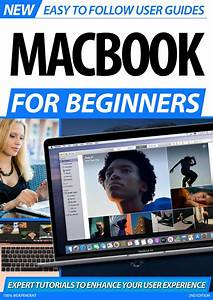 Macbook - For Beginners-2nd Edition Magazine