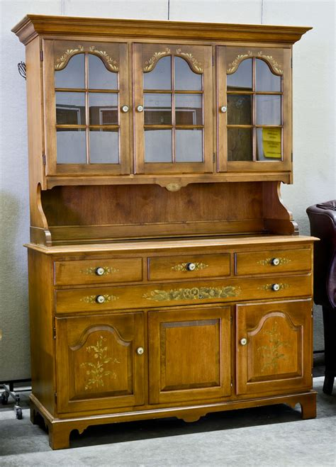 hitchcock furniture  nest egg auctions