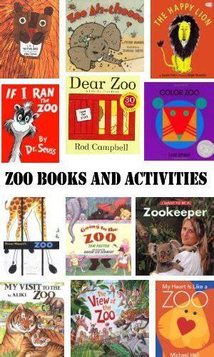 preschool and kindergarten zoo books and activities 574 | 45c4fee0d8e66d7a5e160a6927b4a6f6