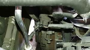 2009 Kia Rio Belt Replacement Ac Power Steering And