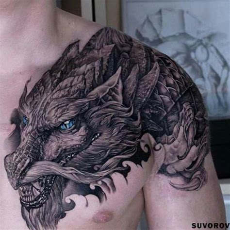 Best 25+ Dragon Tattoos Ideas On Pinterest  Dragon Tattoo