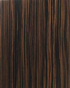 Straight Grain Macassar Ebony Reconstituted Architectural