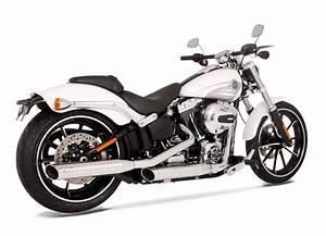 Harley Davidson Auspuff : remus news bike info 37 15 harley davidson softail fs2 ~ Jslefanu.com Haus und Dekorationen