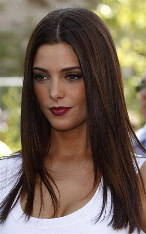 beautiful chocolate brown hair color ideas