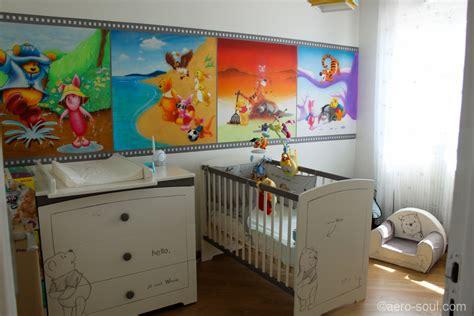 deco chambre peinture murale fresque deco winnie l 39 ourson chambre bebe