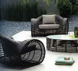 Outdoor Möbel Rattan : 25 outdoor rattanm bel lounge m bel aus rattan und polyrattan ~ Markanthonyermac.com Haus und Dekorationen
