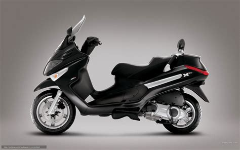 Download Wallpaper Piaggio, X7, Xevo 250, Xevo 250 2007