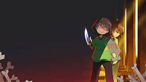 Chara Undertale Wallpapers