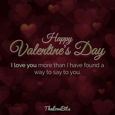 valentines day quotes   loved  thelovebits