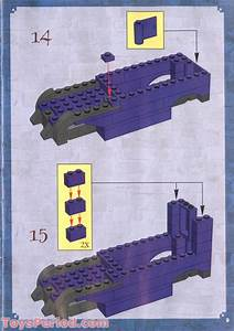 Lego 4755 Knight Bus Set Parts Inventory And Instructions