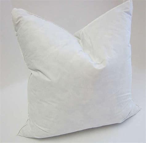 18x18 pillow insert lush plush trends from fabric pillow insert