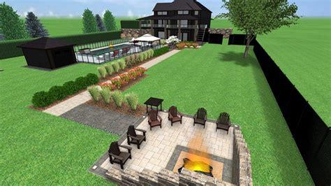 logiciel conception cuisine conception de plan d aménagement paysager sur logiciel 3d