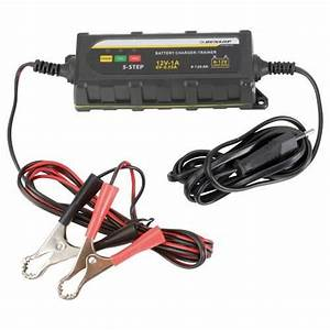 Chargeurs De Batterie Automatiques Avec Maintien De Charge : chargeur de maintien pour batterie intelligent auto moto quad 6v 12v dunlop 1a achat ~ Medecine-chirurgie-esthetiques.com Avis de Voitures
