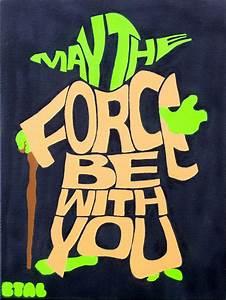 Star Wars Schriftzug : schrift yoda star wars lebensweisheiten und malen ~ A.2002-acura-tl-radio.info Haus und Dekorationen