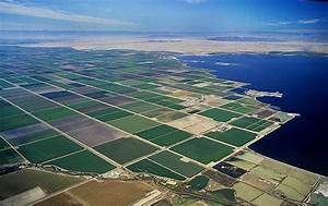 Airphoto - Aerial Photograph of Imperial Valley & Salton ...