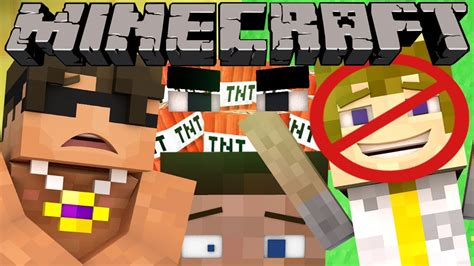 If Minecraft was NOT for Kids YouTube