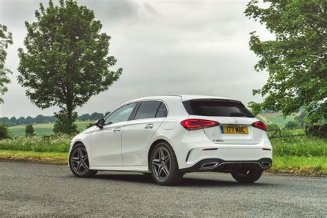 There aren't too many premium family hatchbacks on the market right now. Mercedes-Benz A Class Hatchback A250e AMG Line Premium Plus 5dr Auto On Lease From £364.31