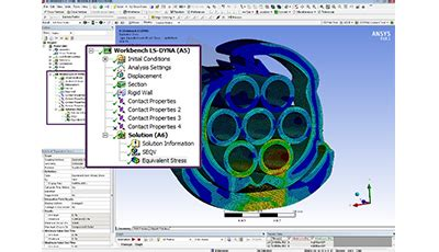 simulation capabilities ansys ls dyna