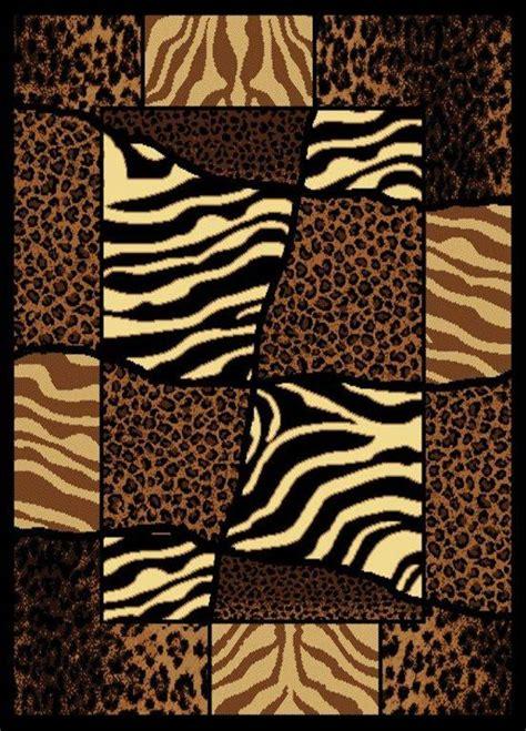 animal print rug safari multi zebra carpet 5x8 animal print area rug