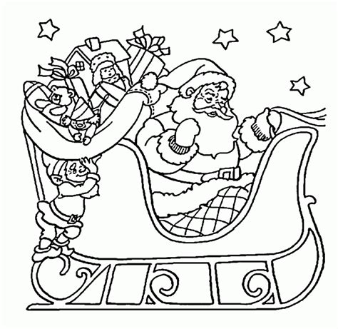 santa claus pictures to color santa coloring pages best coloring pages for
