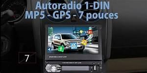 Autoradio 1 Din Ecran : autoradio 1 din avec mp5 et gps sur cran 7 pouces tablette tablette et ~ Medecine-chirurgie-esthetiques.com Avis de Voitures