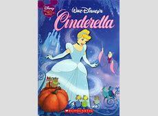 Cinderella Disney's Wonderful World of Reading Walt