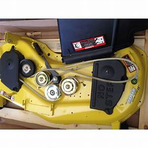 John Deere The Edge U2122 Cutting System 48