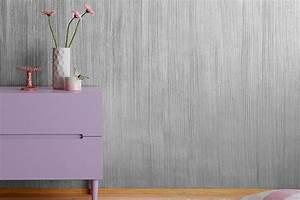 Wand Metallic Effekt : metallic wandfarbe effektfarbe silber alpina farbrezepte ~ Michelbontemps.com Haus und Dekorationen