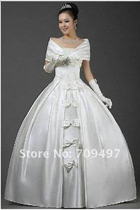new wedding packages shoulder wedding dress popular hot With wedding dresses for fat arms