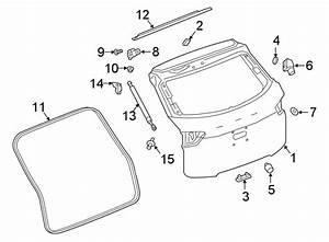 Chevrolet Blazer Bracket Assembly