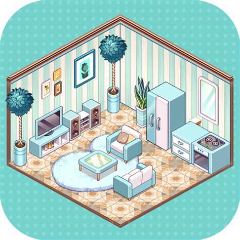 kawaii home design decor fashion game  mods apk