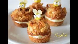 Cupcakes Mit Füllung : bienenstich cupcakes rezept cupcakes mit f llung youtube ~ Watch28wear.com Haus und Dekorationen