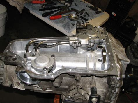 2000 Buick Lesabre Transmission by Remove Gearbox 2000 Buick Lesabre Removing A
