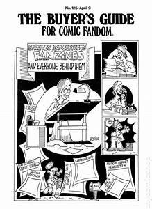 Buyers Guide For Comic Fandom  1971  Comic Books