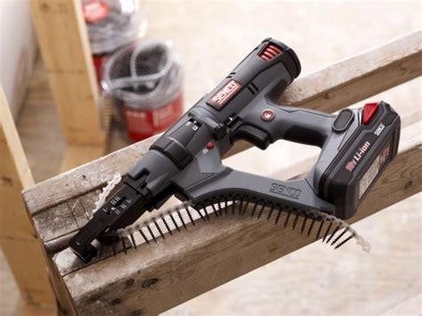 the senco duraspin gun fastener buyer s guide nail gun network