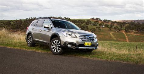 subaru outback ute 2015 subaru outback 2 5i premium review caradvice