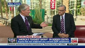 Justice Department to sue Arizona sheriff after talks fall ...