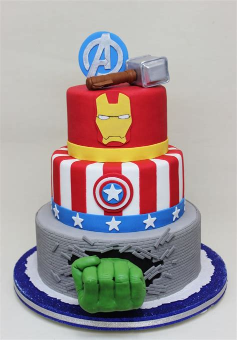 Check out our marvel cake selection for the very best in unique or custom, handmade pieces from our centerpieces & table there are 1366 marvel cake for sale on etsy, and they cost $10.34 on average. Top 25+ best Marvel cake ideas on Pinterest | Avenger cake ...