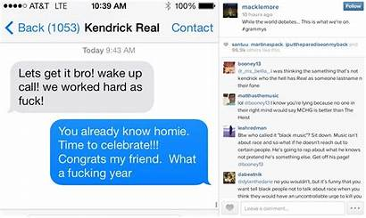 Macklemore Kendrick Lamar Grammys Message He Robbed