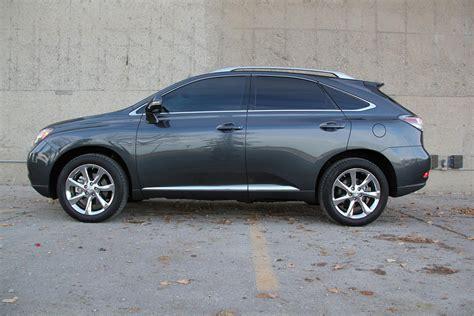 lexus chrome 2010 lexus rx350 awd ultra premium chrome wheel pkg
