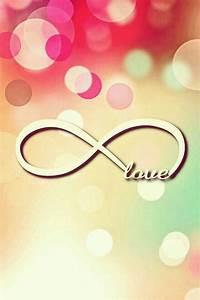 pink-infinity-love-symbol-wallpaper   ∞ ∞* Infinity ...