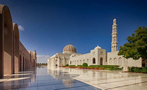 Große Sultan-Qabus-Moschee, Muscat Oman | Robert Mehlan ...