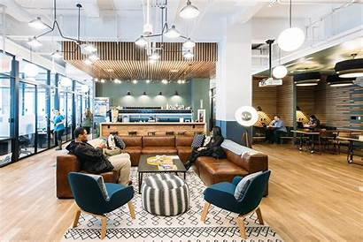 5th Ave Wework Space Tour Officelovin Breakout