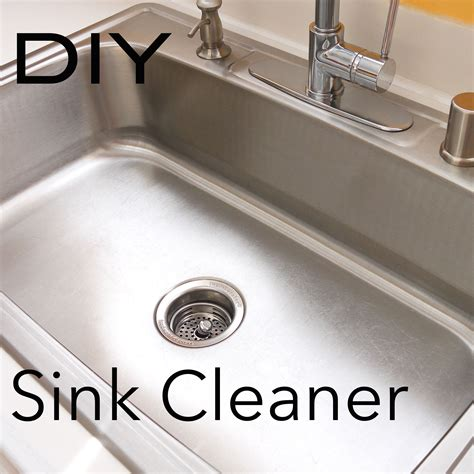 clean sink with baking soda make it shine how to clean your stainless steel sink
