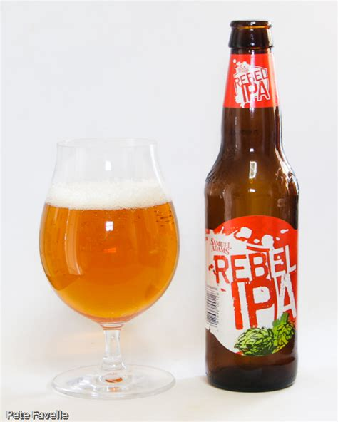 Bags of happiness ready for purchase online now| link in bio. Pete Drinks Samuel Adams Rebel IPA