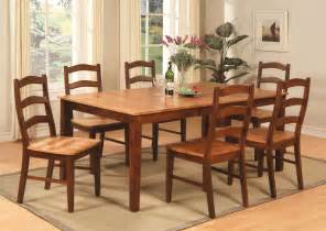Dining Room Sets For 8 9pc Henley Rectangular Dinette Dining Room Set Table 8 Chairs Espresso Cinnamo Ebay