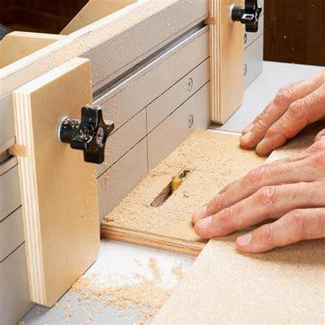 routing perfect slots wood magazine